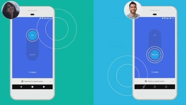 谷歌印度推移动支付应用Tez,与印度支付宝竞争