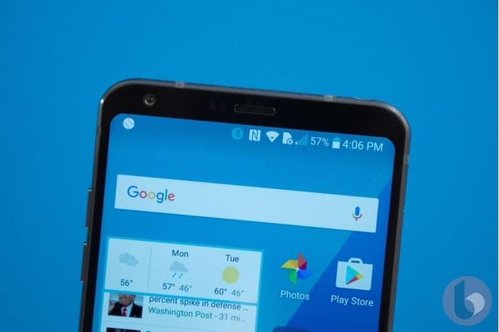 LG G6 mini首次曝光:5.4寸也叫迷你的照片 - 3