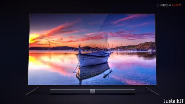 小米电视3S 65英寸版发布:售价4999元的照片 - 1