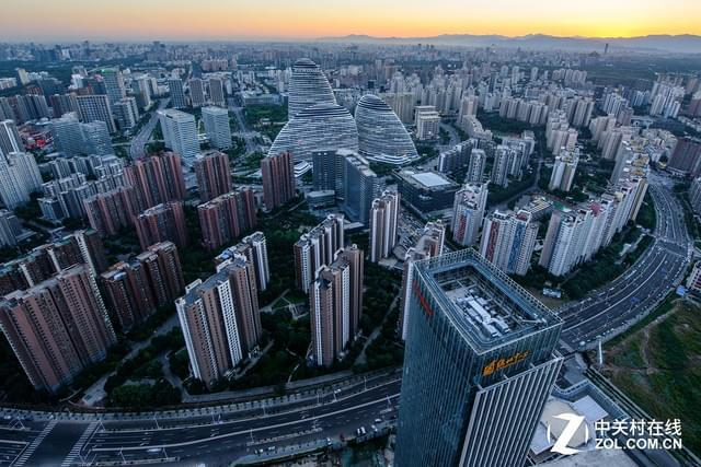 对蓝天的向往 佳能EOS 100D记录下的北京
