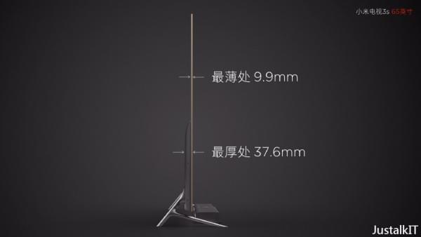 小米电视3S 65英寸版发布:售价4999元的照片 - 4