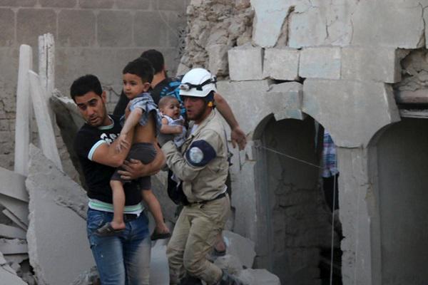 """程碑式胜利!叙利亚政府军收回叛乱""""发源地"""""""