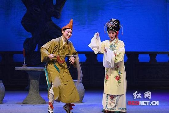 长江中游城市群--长沙花鼓戏即将亮相武汉