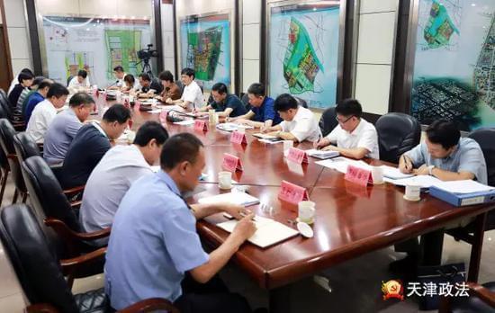 天津政法委书记下死命令:打不净不罢手不收兵