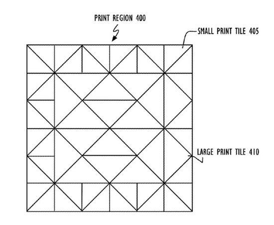 苹果新发明三角镶嵌3D打印方法获得专利