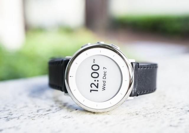 收集用户健康信息 谷歌推出专业医疗手表