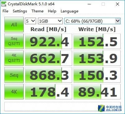 Intel傲腾内存实测:二次跑分秒SATA SSD的照片 - 15
