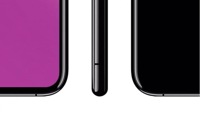 基于真实设计图的iPhone 8渲染图:屏占比可和S8一较高下的照片 - 2