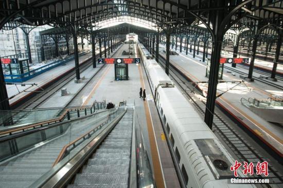 2019年1月5日起全国铁路将实行新的列车运行图