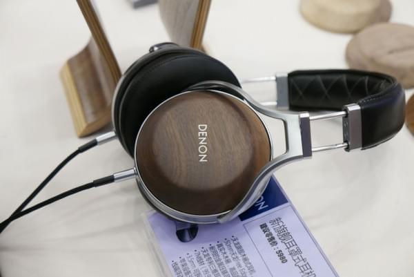 天龙旗舰耳机D7200实拍 采用实木外壳的照片 - 10