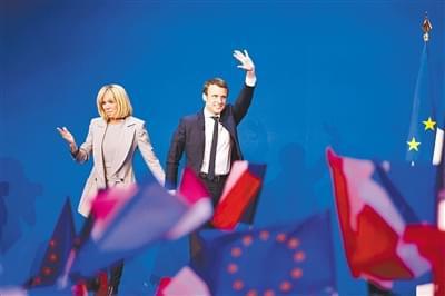 法国选举初露端倪 世界松了一口气?图片