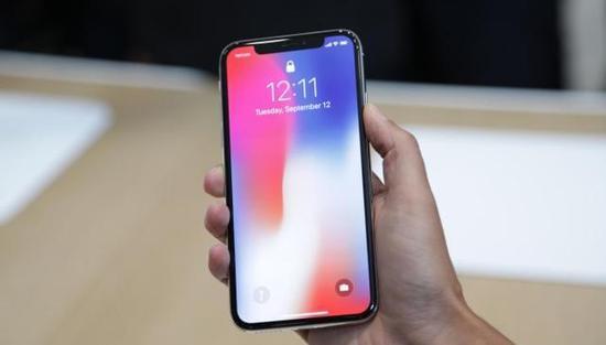 外媒称iPhoneX良品率低 或延迟至12月发货