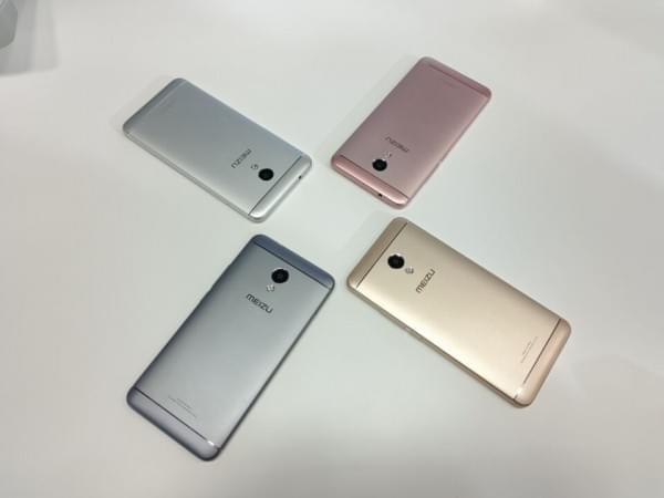 魅蓝5s现场真机上手 16/32GB售价799/999元的照片 - 1