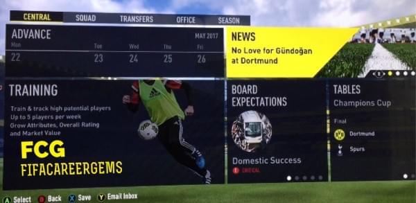 """带""""The Journey""""故事模式的FIFA 17试玩版即将上线的照片 - 7"""