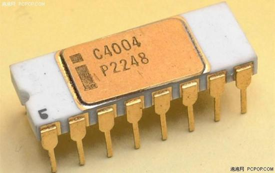 intel推出了8086处理器