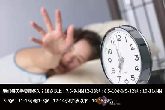 生活大爆炸:缺乏睡眠会对人体造成哪些伤害