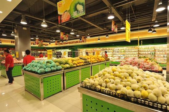m88明升体育京东阿里亚马逊为什么都去线下买超市了?