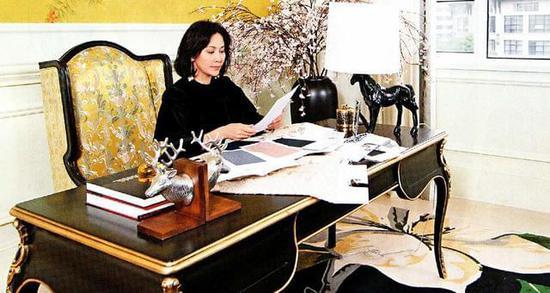 刘嘉玲上海亿万豪宅曝光 看完惊呆了!再看看其它明星豪宅