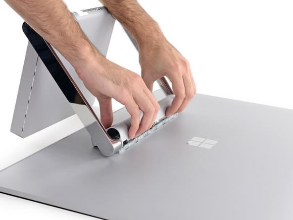 Surface Studio拆解:内部有ARM处理器 可轻松更换硬盘的照片 - 36