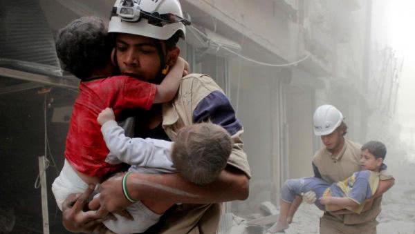 美国威胁不起作用?俄叙决意发动叙内乱最后一战
