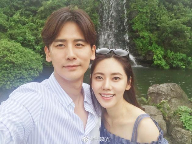 秋瓷炫怀孕将当妈妈 老公于晓光告白:谢谢我爱你