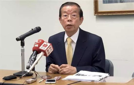 """台湾""""驻大阪办事处""""处长自杀 是谁逼死了他?"""