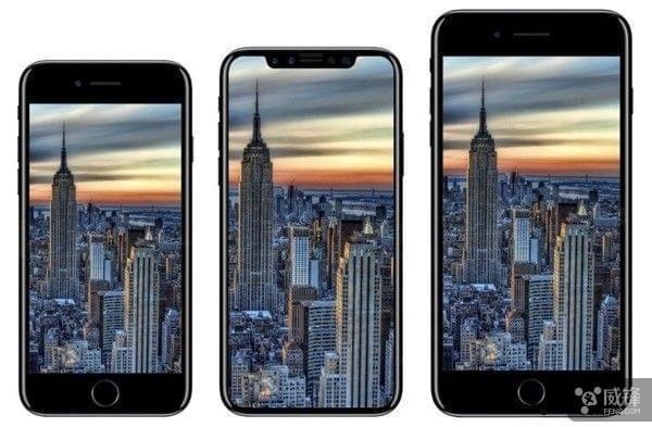 预计iPhone X的A11处理器将是超强的六核芯