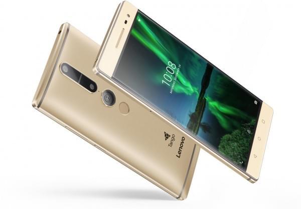 联想将在2017年推出第二款Tango智能手机的照片 - 2