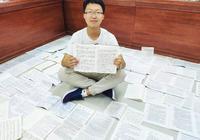 """手抄上百页繁体字 高校教师布置""""特殊作业""""引争议"""
