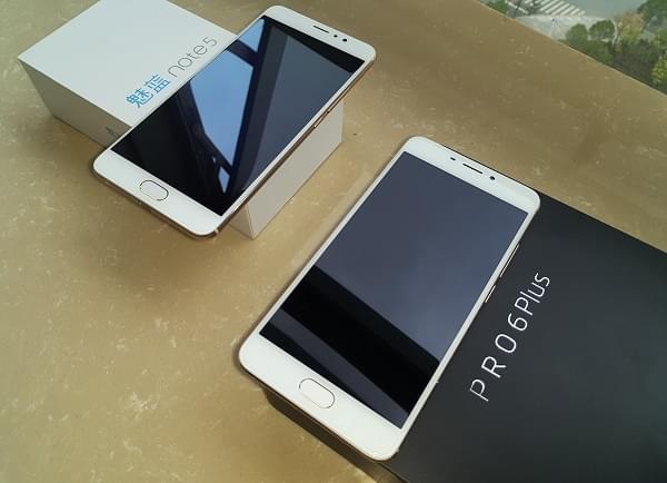 香槟金 PRO 6 Plus (顶配版) 与 魅蓝 Note 5 上手图赏的照片 - 8
