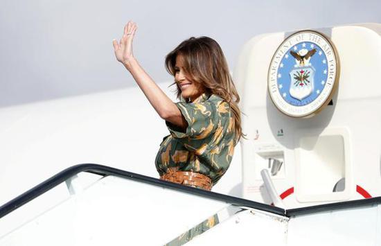 美第一夫人非洲首秀低调收场 夫人外交能管用吗?