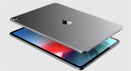 新款iPad Pro亮点汇总:支持Face ID 无刘海设计