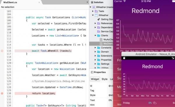 微软发布Mac版Visual Studio预览版下载的照片 - 2