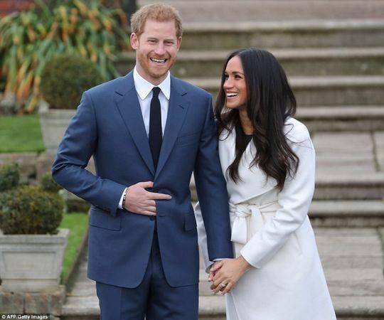 揭秘哈里王子未婚妻:系美剧女演员 还曾离过婚