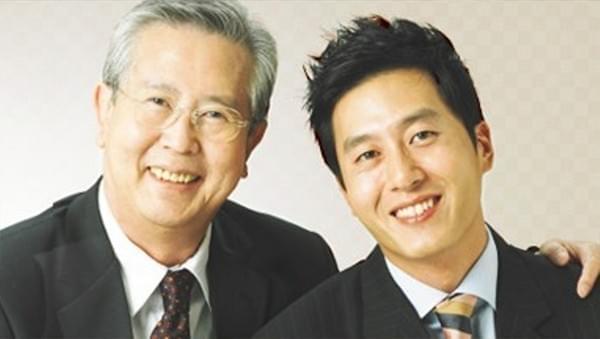 金柱赫父亲为已故韩国演员金茂生