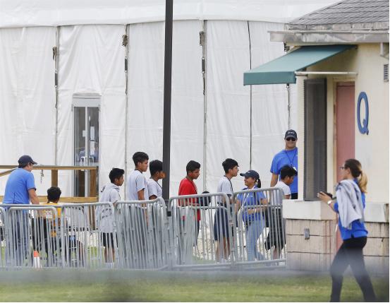 美国移民政策致多数儿童难重聚 法官无奈又延期