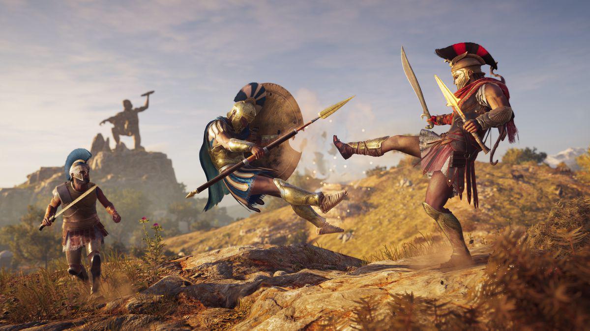 外媒评选2018年年度游戏 《荒野大镖客2》大战《战神4》