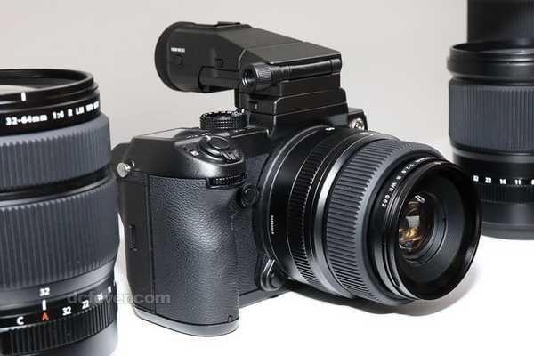 数码相机迈向中画幅会成为大势所趋吗?的照片 - 1