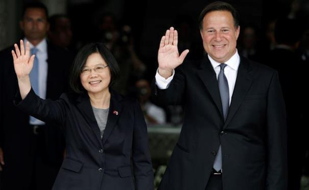 巴拿马总统讲述与台湾断交:我没同中国要任何东西