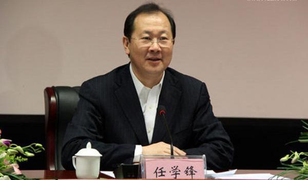 广东副书记任学锋调任重庆副书记 已在广东工作4年