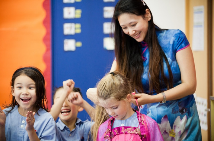这所香港国际学校将用简体字教中文课:应对2047