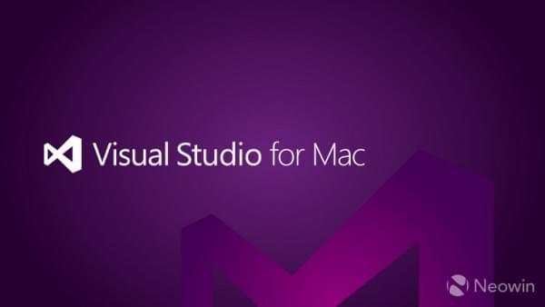 微软发布Mac版Visual Studio预览版下载的照片 - 1