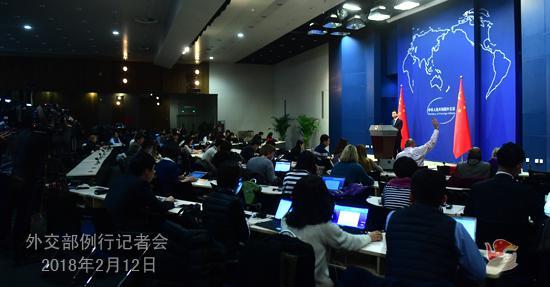 中国股民在美驻华使馆微博上留言泄愤 外交部回应