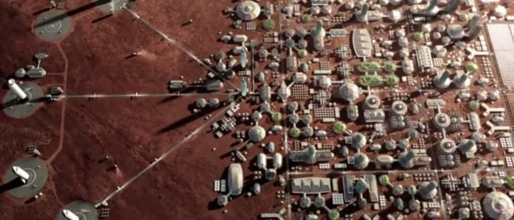 马斯克:5年后全新SpaceX 载人去火星的票价只要20万