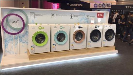 """实现衣物洗涤全免污解决方案,其将洗衣机内部配备多个""""小桶"""",不同的"""
