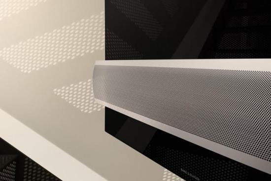 B&O推出BeoVision Eclipse电视 采用LG OLED面板