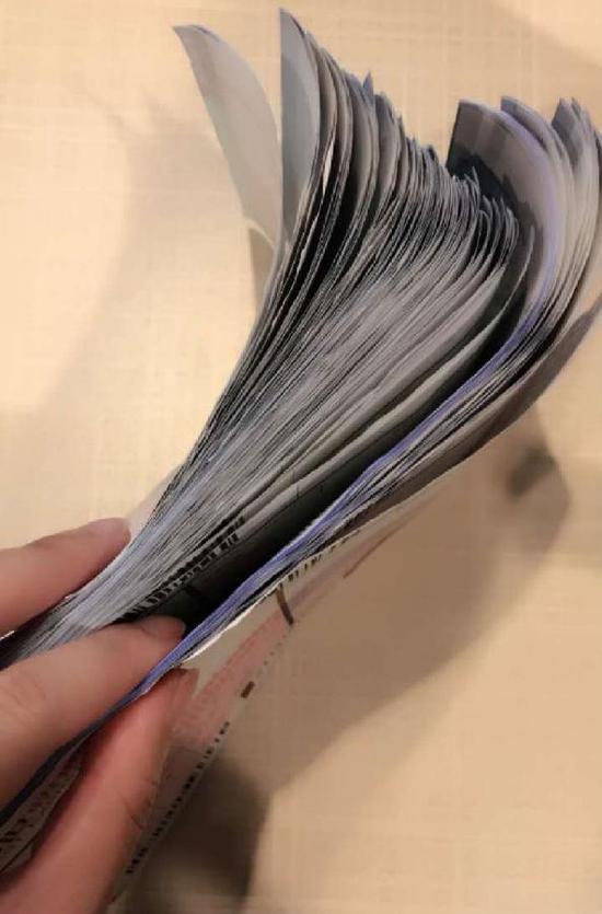 一个包裹被分拆邮寄,百世汇通涉嫌欺诈