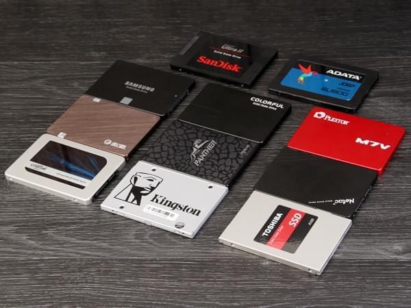 SSD销量解析:哪些品牌占据着市场主动权?的照片 - 1