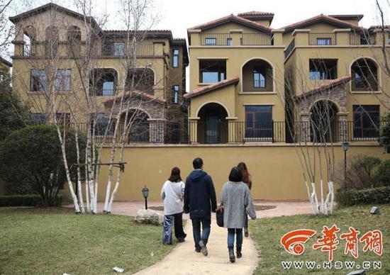 女子全款购别墅 两年后被开发商以合同无效起诉