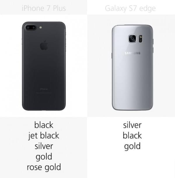 要双摄像头iPhone 7 Plus还是双曲面Galaxy S7 edge?的照片 - 8